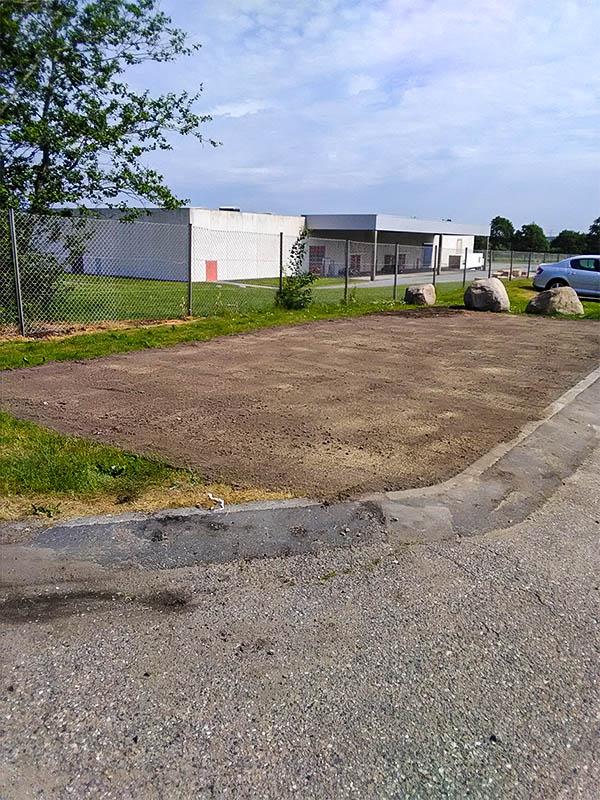 parkeringsplads